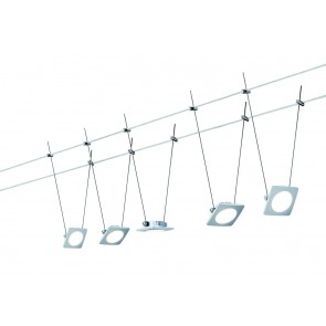 Set QuadLED für Wire Systems, 5x4W
