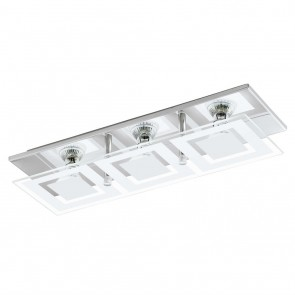 Almana, LED, 3-flammig, Chrom