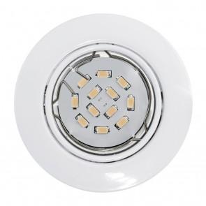 Peneto, Ø 8,7 cm, inkl LED, Weiß