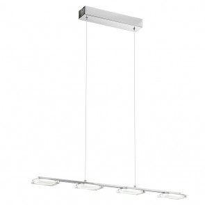 Cartama, Höhe 110 cm, Länge 78 cm, eckige Blenden, inkl LED