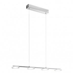 Cartama, Höhe 110 cm, Länge 77,5 cm, runde Blenden, inkl LED
