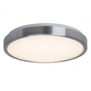 Ethan, LED, IP44, metallisch