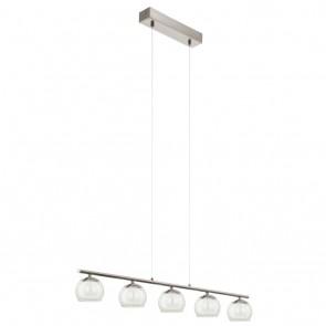 Ascolese, Höhe 110 cm, Breite 90 cm, inkl LED,  5-flammig