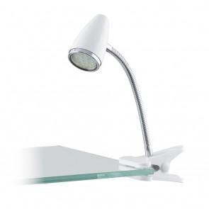 Riccio 1, Höhe 33 cm, inkl LED, Weiß