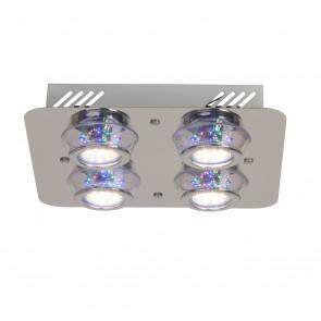Kelly LED 3W DE 4 / 4x12 RGB