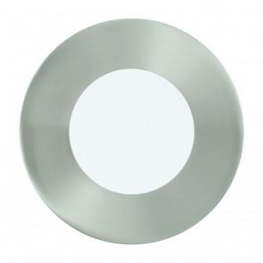 Fueva 1, Ø 8,5 cm, 3000K, nickel matt