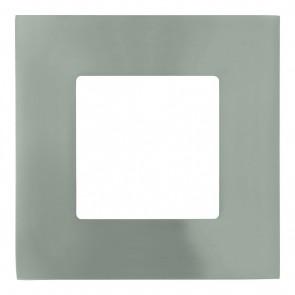 Fueva 1, 8,5 x 8,5 cm, 3000K, nickel-matt