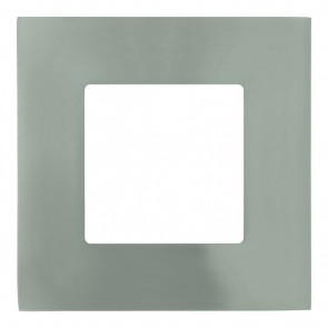 Fueva 1, 8,5x 8,5 cm, 3000K, nickel matt