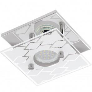 Doyet, 13,5x 13,5 cm, inkl LED