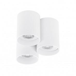 EGLO Lasana, 3-flammig, inkl LED, weiß