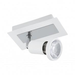 Sarria, 1-flammig, inkl LED, weiß