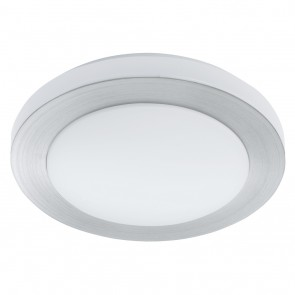 EGLO LED Carpi, Aluminium, Ø 38,5 cm, IP44