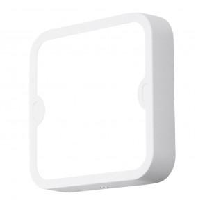 Alfena-S, quadratisch, Farbe: weiß