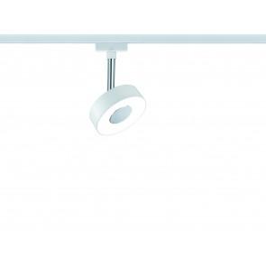 URail System Spot Circle 1x5W Weiß