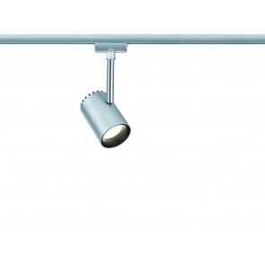 URail System LED Spot Shine 1x5W Chrom matt 230V Metall