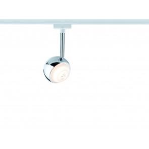 Paulmann URail System LED Spot Capsule 1x4,5W Weiß 230V Metall