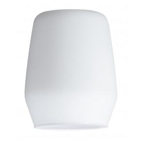 Vento Höhe 9,5 cm weiß rund