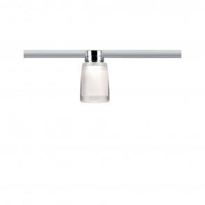 URail Ceiling Safira, LED, dimmbar, chrom