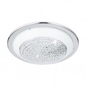 Acolla, Ø 37 cm, Kristalle, inkl LED