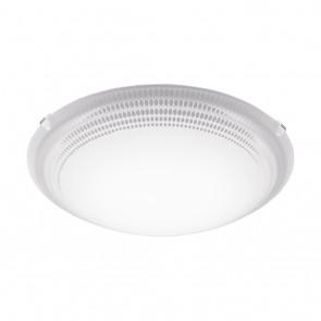 Magitta 1, Ø 25 cm, inkl LED, weiß