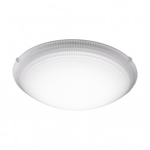 Magitta 1, Ø 31,5 cm, inkl LED, weiß