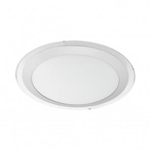 Competa 1, LED, Ø 33,5 cm, weiß