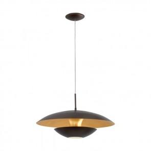 Nuvano, Höhe 110 cm, braun-gold