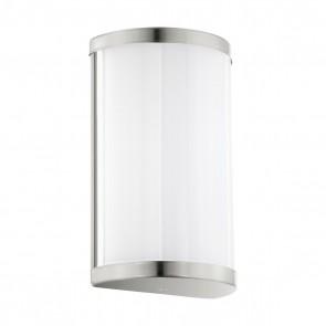 Cupella, Höhe 18 cm, inkl LED, nickel-matt