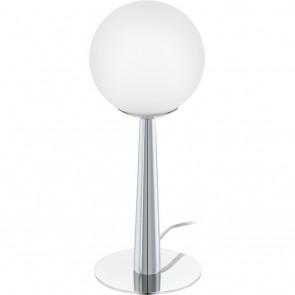 Buccino 1, Höhe 31 cm, inkl LED, nickel matt