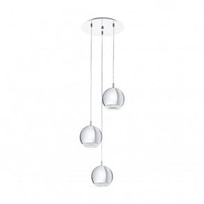 Conessa, 3-flammig, Höhe 110 cm, inkl LED