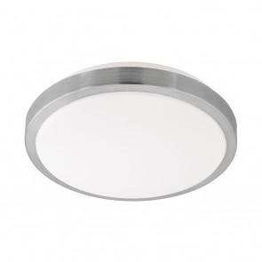 Competa 1, LED, Ø 32,5 cm, nickel-matt