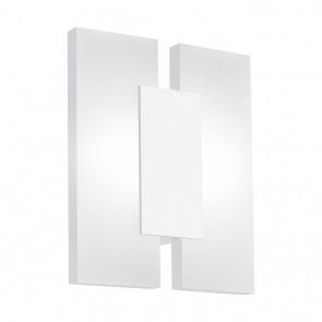 Metrass 2, 17x 20 cm, inkl LED, weiß