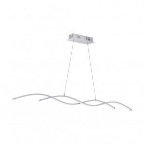 Lasana 2, LED, Länge 120 cm, Chrom