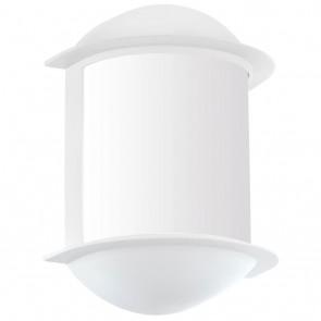 Isoba, Höhe 22 cm, IP44, inkl LED, weiß