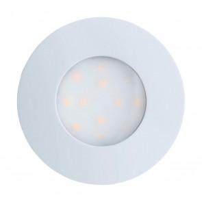 Pineda-IP, Ø 7,8 cm, Outdoor, IP44, Weiß