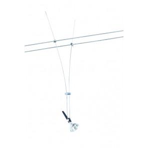 Wire System Light&Easy Spot Lichtstab max1x50W GU5.3 Chrom 12V Metall