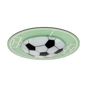 Tabara, Ø 40 cm, Motiv Fußballfeld