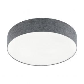 Romao 2, Ø 57 cm, weiß/grau, dimmbar