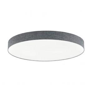Romao 2, Ø 98 cm, weiß/grau, dimmbar