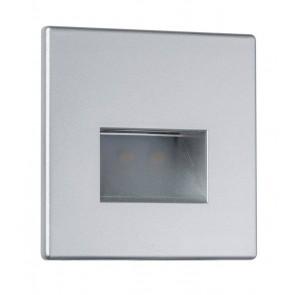 Paulmann Special Wand EBL Set Edge eckig LED 1x1,1W 230V Chrom matt
