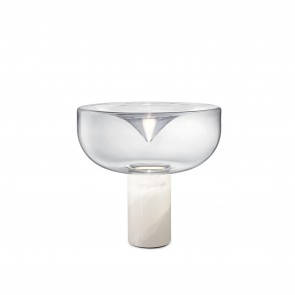 Aella Mini 30 T White Onyx-Glass Clear