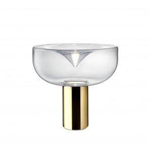 Aella 1968 T Led Polished Gold/Clear