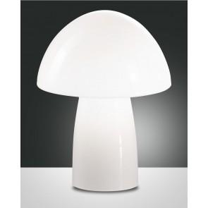 Scott Halogen, weiß, Glas, weiß, 1X40W