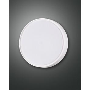 Hatton LED, weiß, Kunststoff, weiß, 1450lm, 1x14W