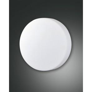 Graff, weiß, geblasenes Glas, weiß, 1x60W
