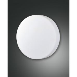 Graff Ø 30 cm weiß 1-flammig rund