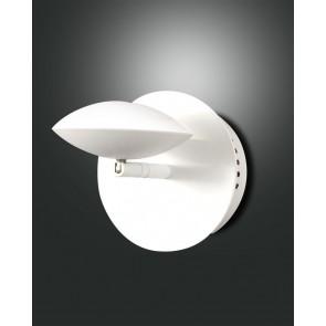 Hale LED, weiß, chrom, Methacrylat, satiniert, 700lm, 8W