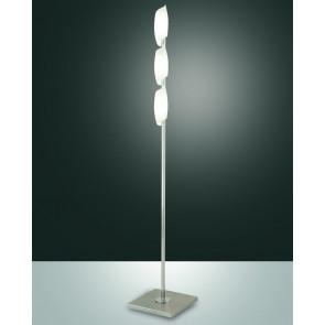 Roxie LED, nickel satiniert, geblasenes Glas, weiß, 2160lm, 24W