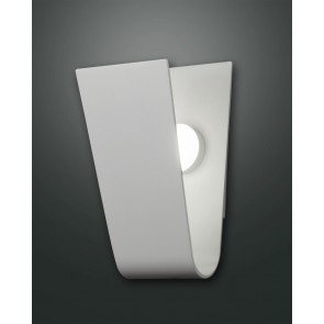 Bend LED, weiß, Methacrylat, satiniert, 720lm, 8W