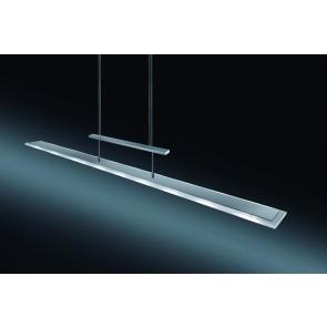 Antea, LED, Länge 130 cm, Höhenverstellbar, Edelstahl
